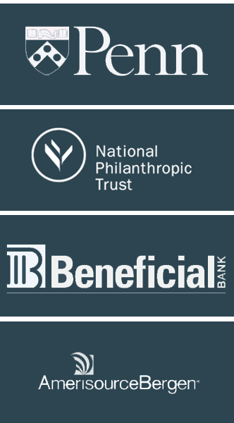 Upenn, National Philanthropic Trust, Beneficial Bank, AmerisourceBergen