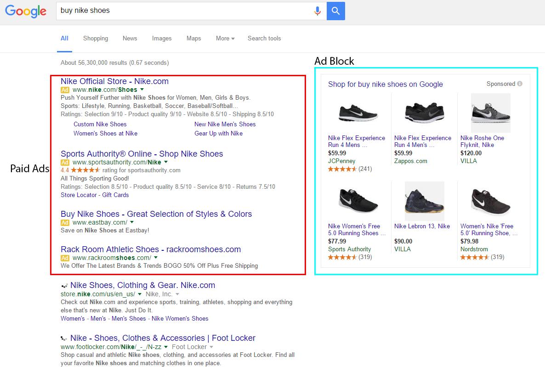 New Google SERP