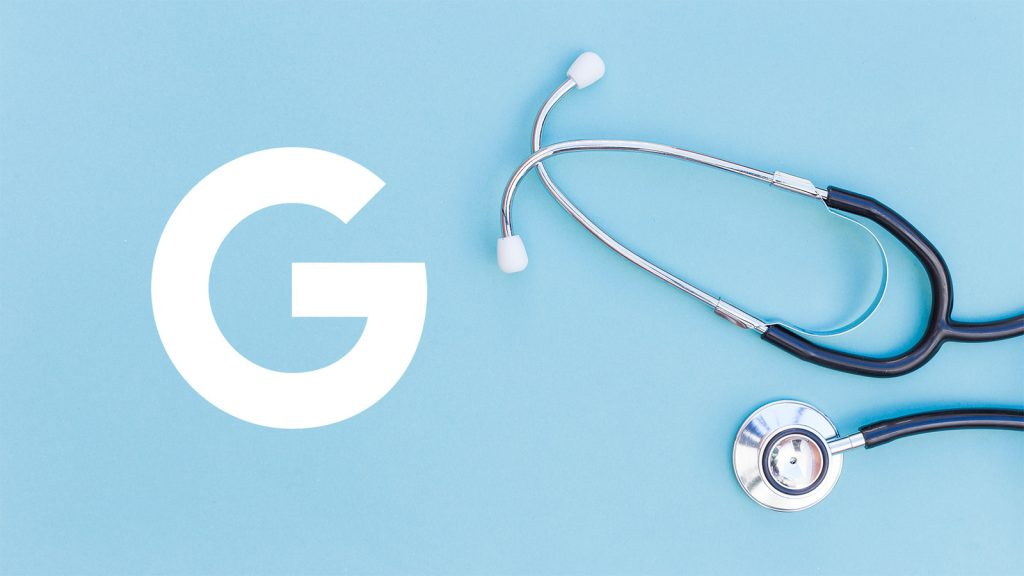 Google G and Stethoscope