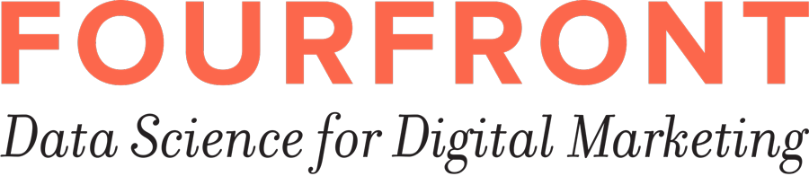 FourFront logo and tagline