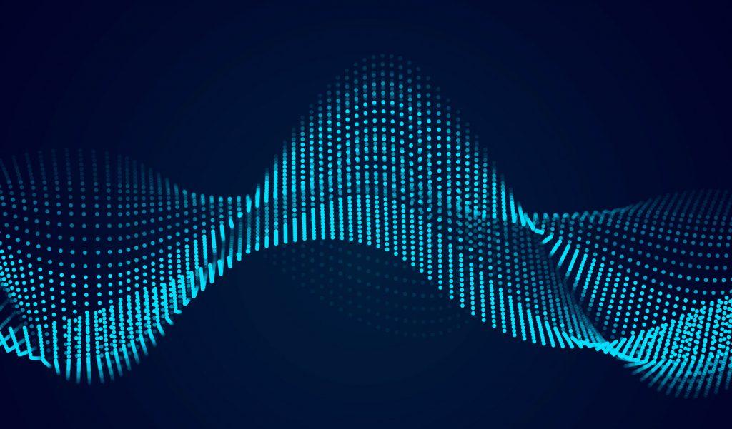 Parabolic Wave Representing Long Tail Keywords